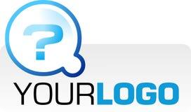 Logo web 2.0. Logo and icon for web2.0 Stock Image