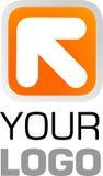 Logo web 2.0 stock photo