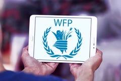 WFP , World Food Programme logo Stock Photo