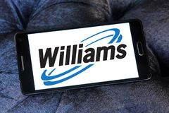 Williams Companies logo. Logo of Williams Companies on samsung mobile. The Williams Companies, Inc. is an energy company, its core business is natural gas Royalty Free Stock Images