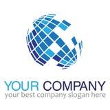 Logo world Royalty Free Stock Images