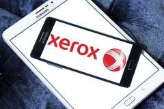 Xerox Corporation logo Royalty Free Stock Photos