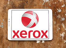 Xerox Corporation logo Stock Photography