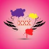 Logo Xxx Stockfotos