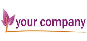 Logo_your_company Photos stock