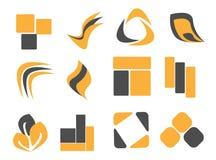 logo5 库存例证