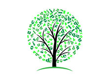 Logobildung Lizenzfreies Stockfoto