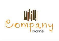 Logodesignmall Royaltyfri Foto
