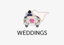 Logodesignmall Arkivbild
