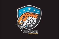 Logodesignschablone, Lizenzfreie Stockfotografie