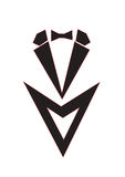 Logodräkt Arkivbilder