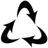 logoen återanvänder Arkivfoton