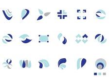 logoer Arkivbild