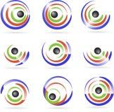 logoer Fotografering för Bildbyråer
