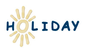 Logofeiertag Lizenzfreie Stockfotografie