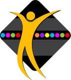 logofolk Royaltyfria Foton