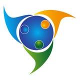 logofolk Arkivbild