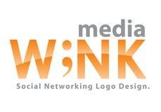 logomall för 9 förlaga Royaltyfri Foto