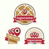 Logosötsaker Arkivbild