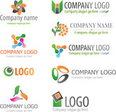 Logos Royalty Free Stock Images