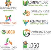 Logos Royalty Free Stock Images