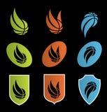 Logos_3 Royalty-vrije Stock Afbeelding