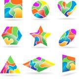 Logos Royalty Free Stock Image
