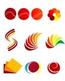Logos Image libre de droits