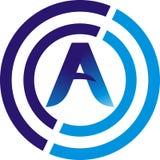 Logos A Lizenzfreies Stockfoto