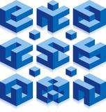 logos de borg Photo stock