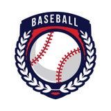 Logos de tournoi de base-ball Photographie stock libre de droits