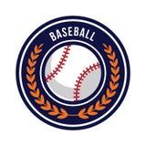 Logos de tournoi de base-ball Photographie stock