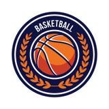 Logos de tournoi de basket-ball Photos libres de droits