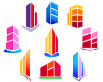 Logos property Royalty Free Stock Image