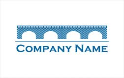 Logoschablone Lizenzfreie Stockfotografie