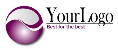Logotipo Foto de Stock