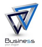 Logotipo Imagens de Stock Royalty Free