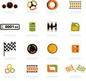 Logotipo ilustração royalty free