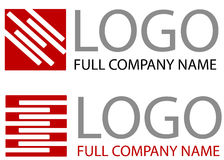 Logotipo Imagem de Stock
