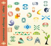 Logotipo Imagem de Stock Royalty Free