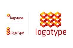 Logotipo Fotos de archivo