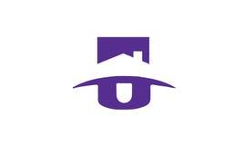 Logotipo abstracto del icono Imágenes de archivo libres de regalías