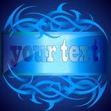 Logotipo agradável Imagens de Stock Royalty Free