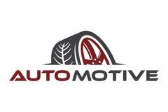 Logotipo automotivo Imagens de Stock Royalty Free