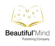 Logotipo bonito da mente Foto de Stock Royalty Free