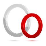 Logotipo circular ilustração do vetor