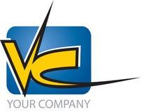 Logotipo corporativo Imagem de Stock