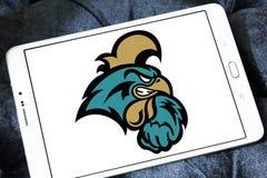 Logotipo costero de Carolina Chanticleers Imagenes de archivo