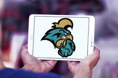 Logotipo costero de Carolina Chanticleers Fotos de archivo