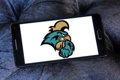 Logotipo costero de Carolina Chanticleers Fotografía de archivo libre de regalías